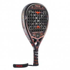Paddle Tennis Schlager Nox NERBO WORLD PADEL TOUR OFFICIAL RACKET 2021