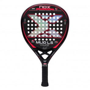 Racchetta Paddle Nox ML10 LUXURY TITANIUM L.5 2019